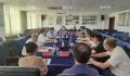 学校领导对附属医院领导班子进行集体任职谈话和廉政谈话